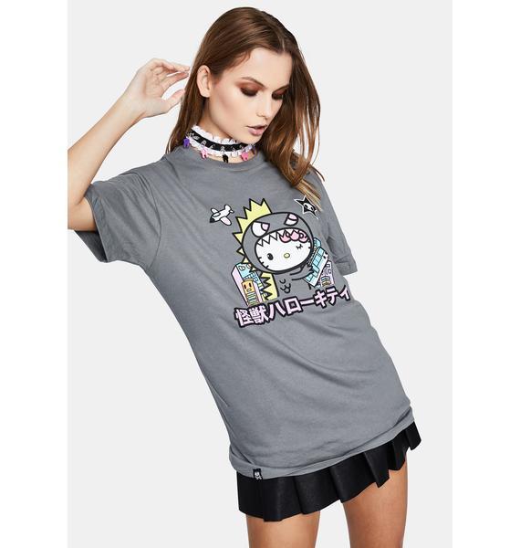 Tokidoki X Hello Kitty Monster Kitty Graphic Tee