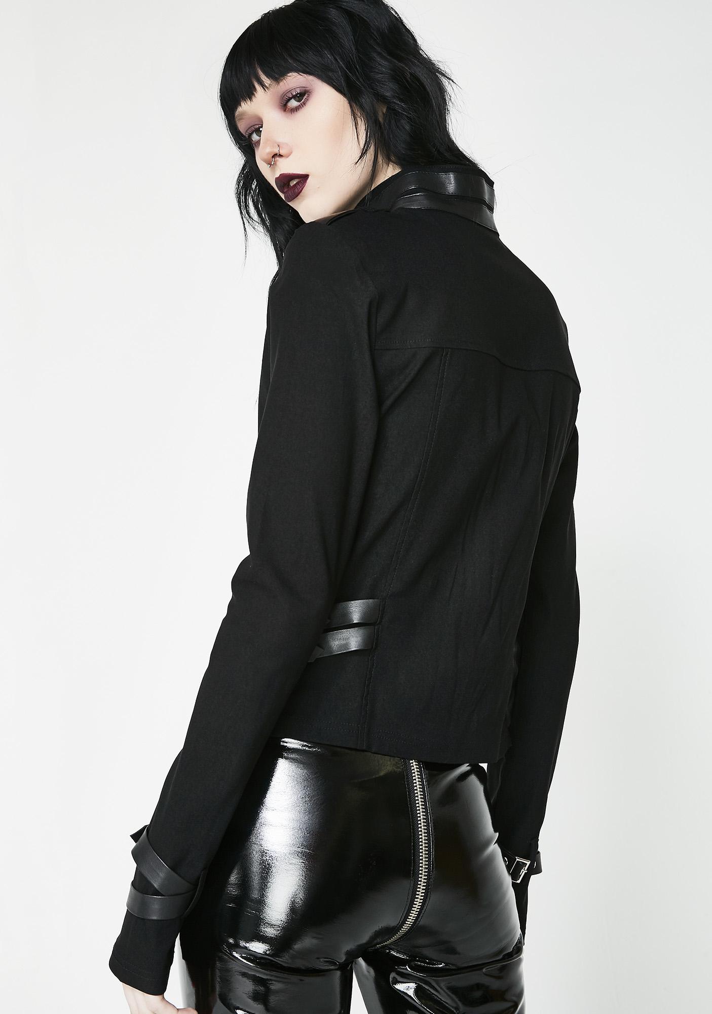 Killstar Mara So Zipped Jacket