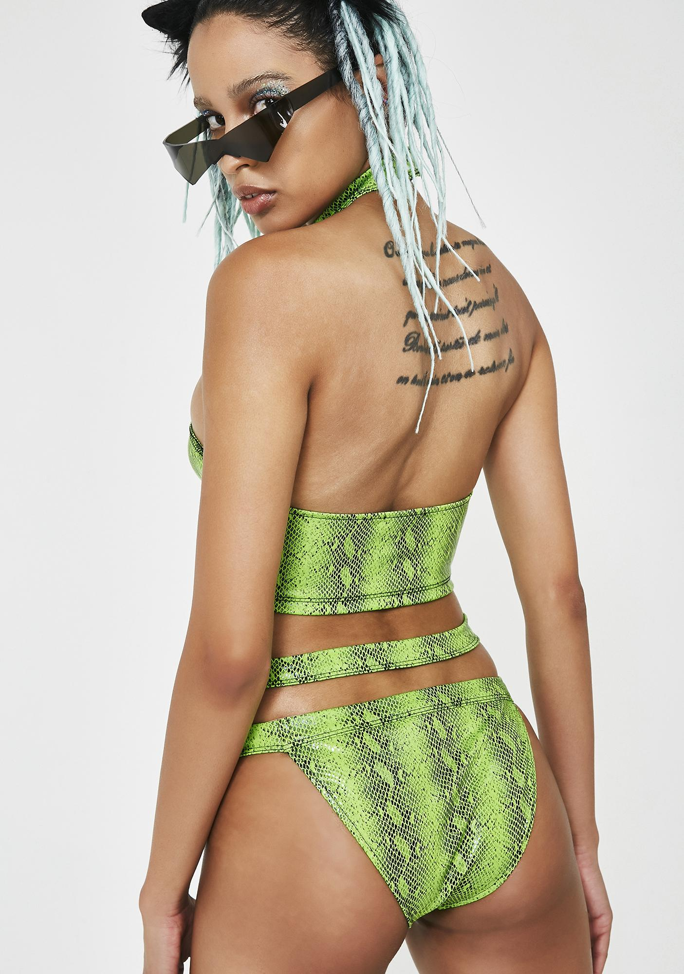 Club Exx OG Sinner Strappy Bottoms