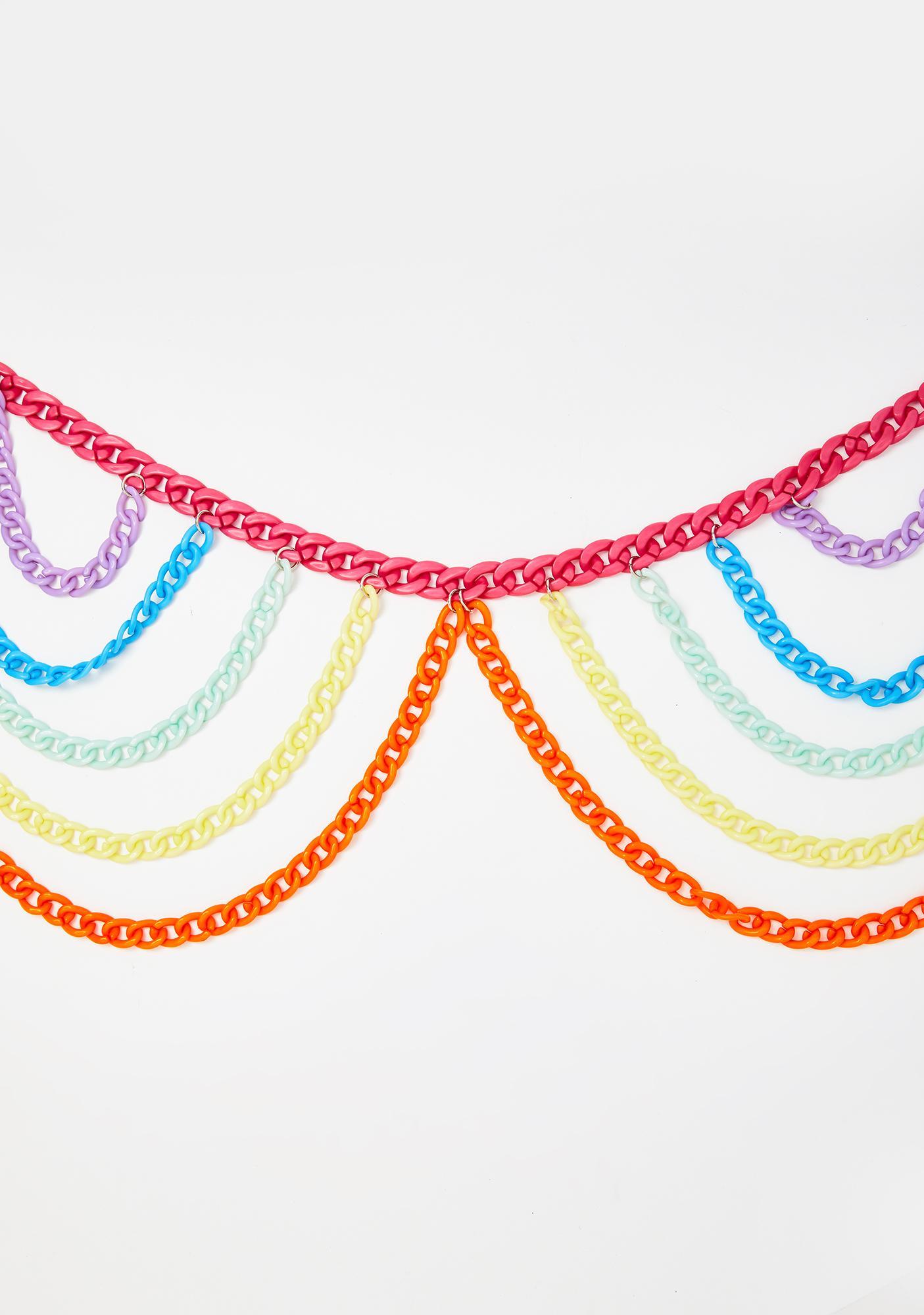 Prism Vision Chain Belt