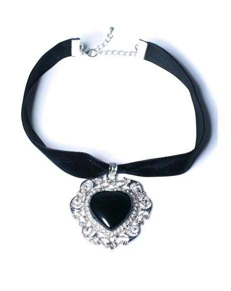 Wicked Heart Choker