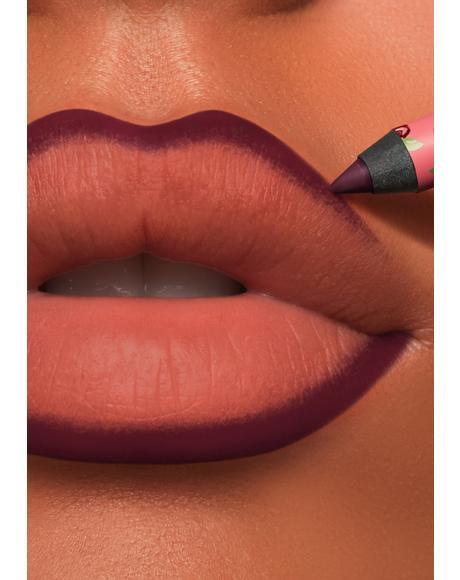 Tarot Velvetines Lip Liner