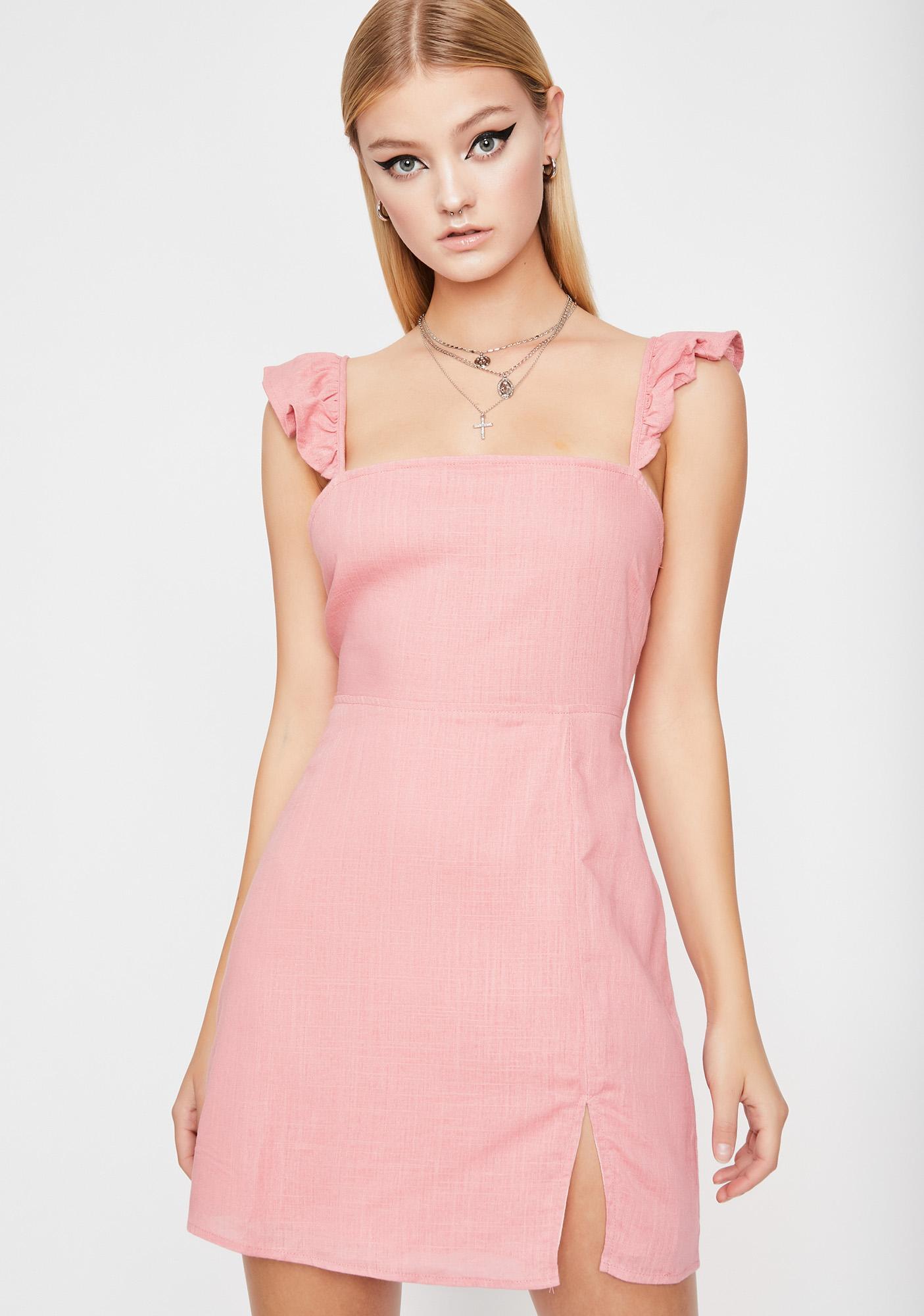 Spring Symphony Mini Dress