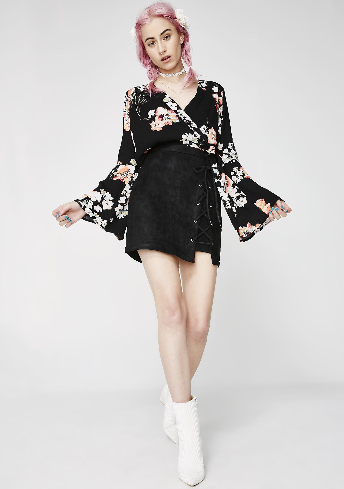First Bloom Floral Top