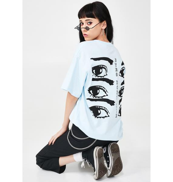 Funeral Eyes Don't Lie Graphic Tee