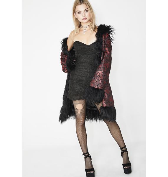 Love The Drama Ruffle Dress