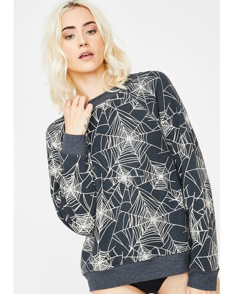 Black Widow Sommers Sweatshirt