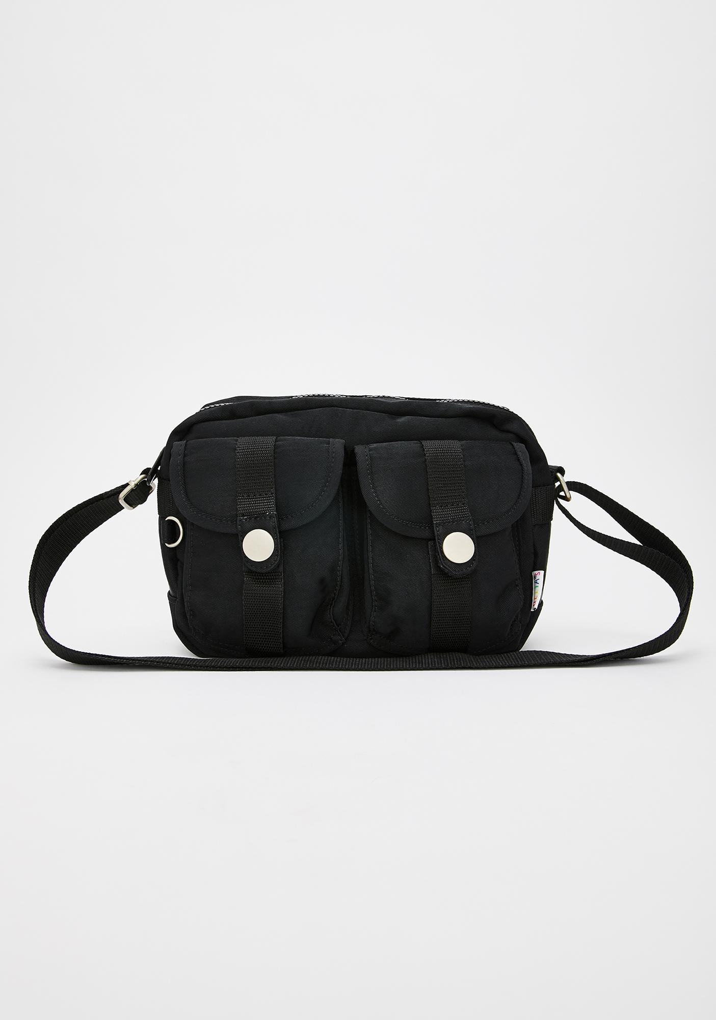 dELiA*s by Dolls Kill Pretty Paratrooper Utility Bag