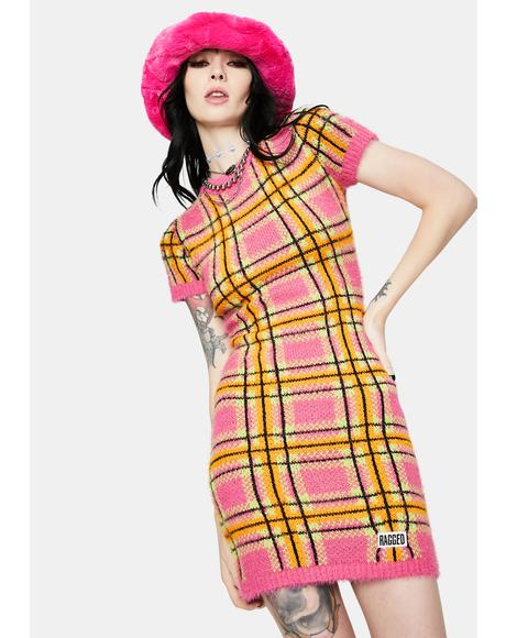Clueless Knit Dress