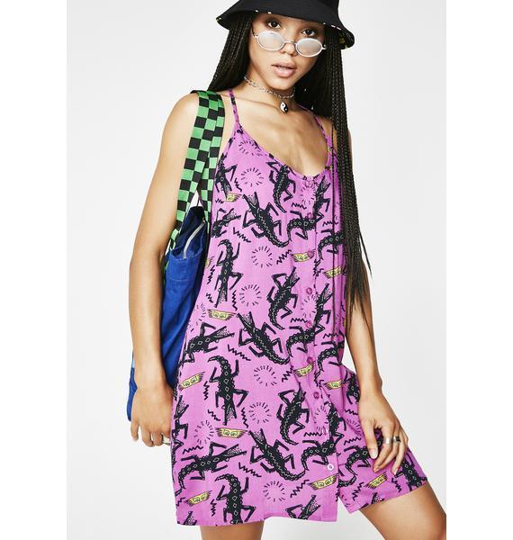 Obey Salazar Dress