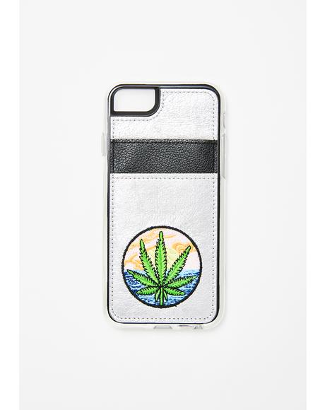 Baked Wallet iPhone Case