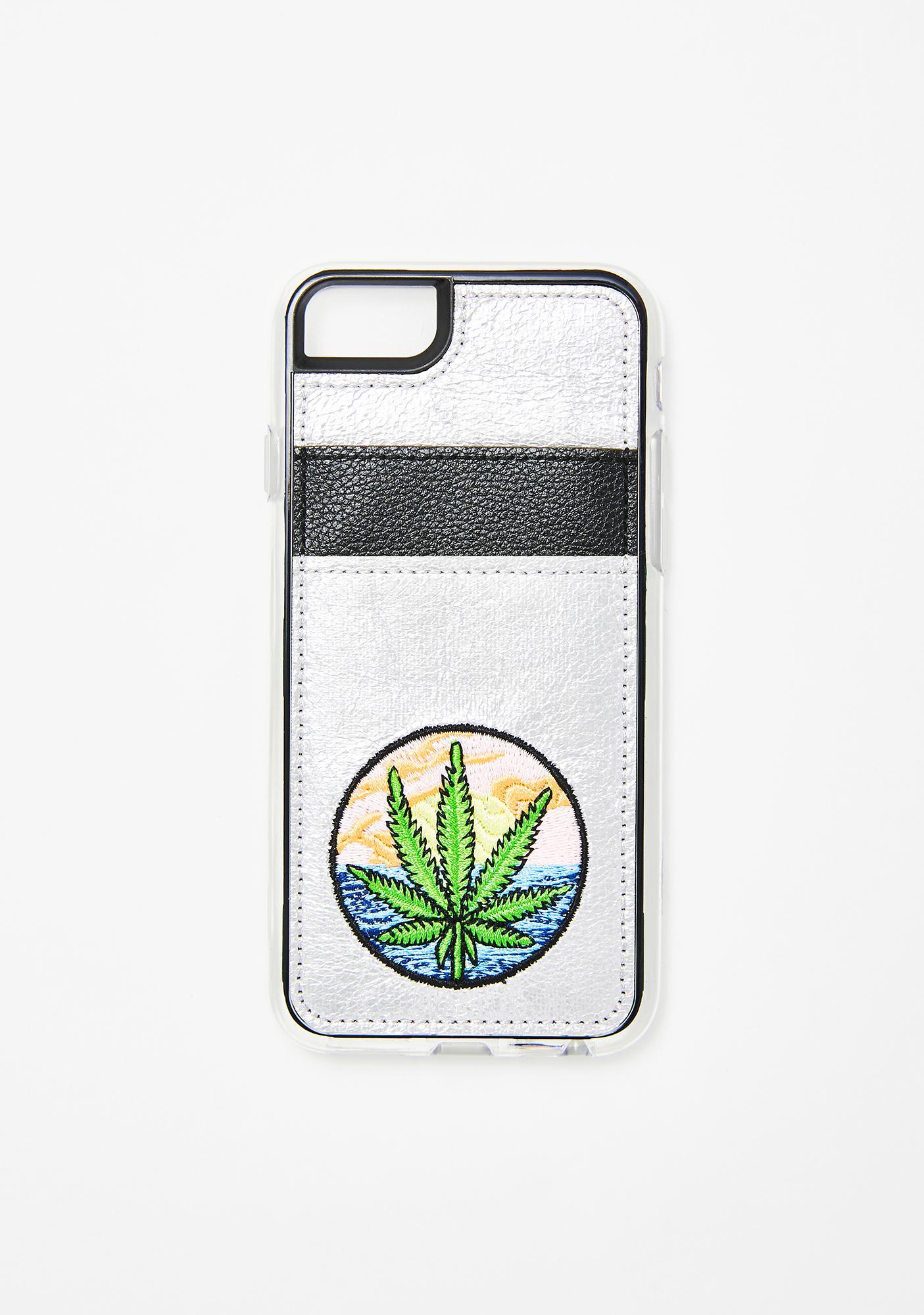 Zero Gravity Baked Wallet iPhone Case