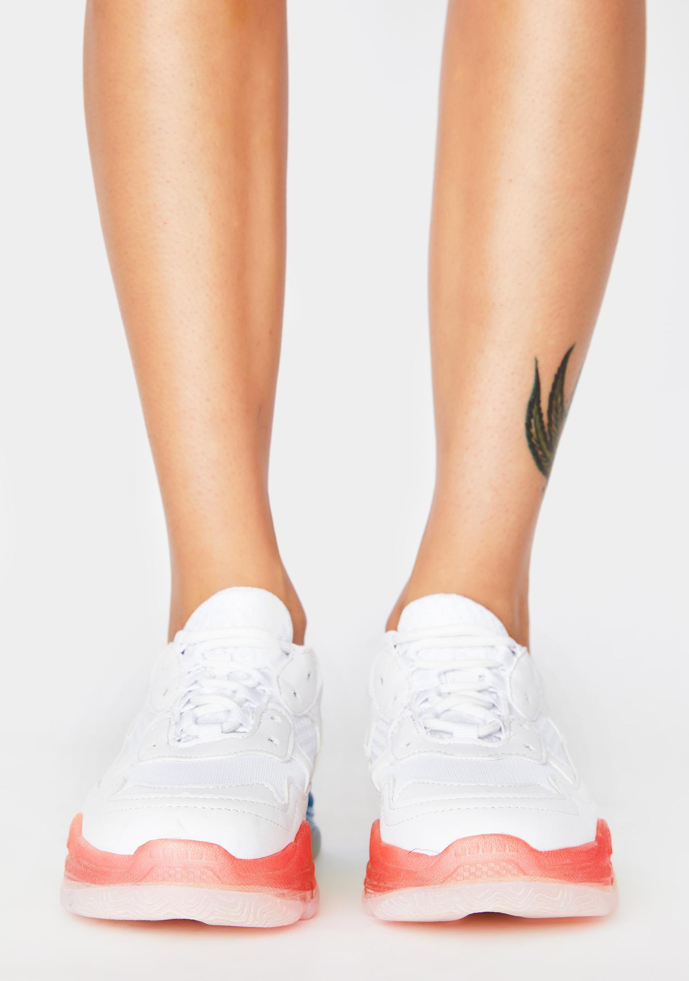 Spirit Run For It Sporty Sneakers