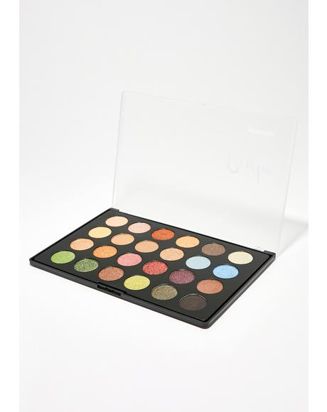 Enchanted Peekaboo Pixies Eyeshadow Palette