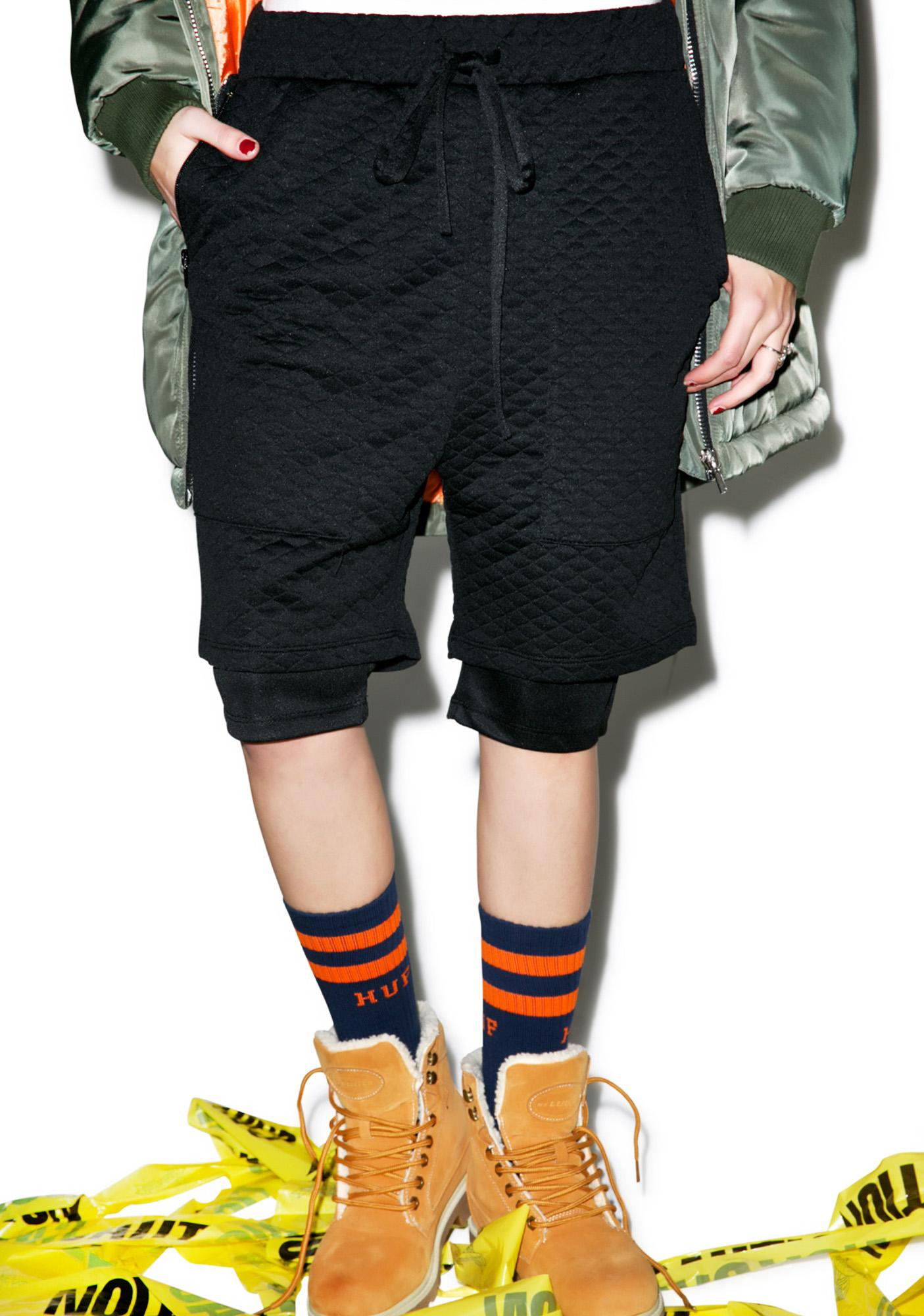 Outta Bounds Layered Shorts