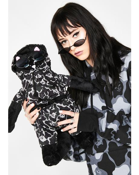 Jerm Camo Plush Doll