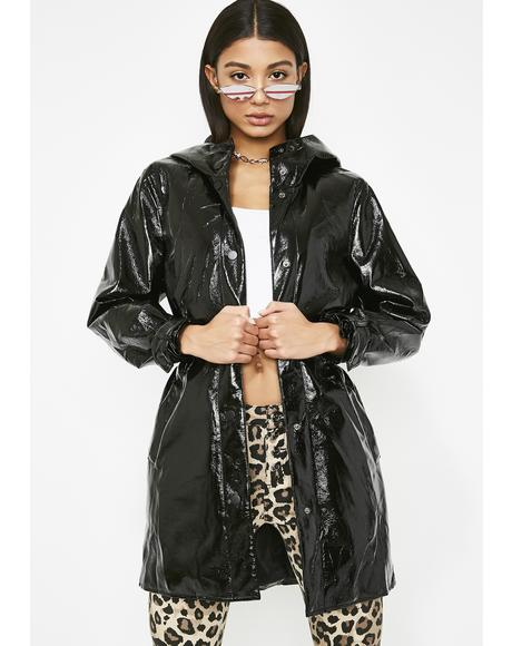 Worst Behavior Vinyl Anorak