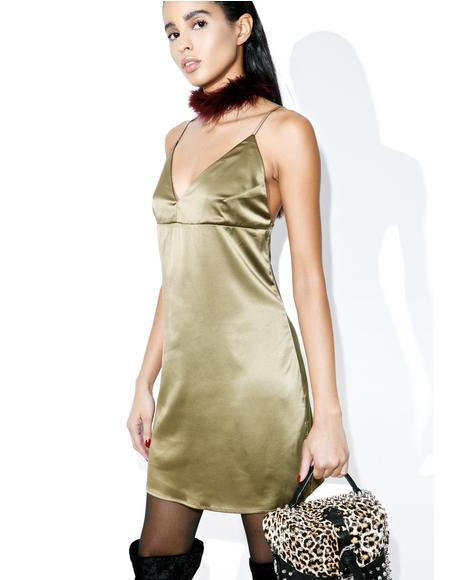 Chardonnay Slip Dress