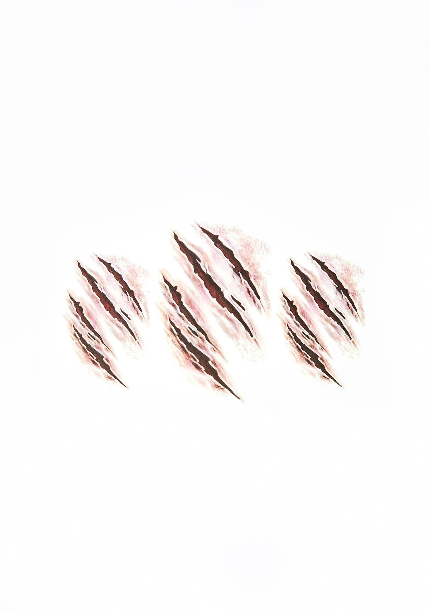 SHRINE Skin Rip Body Tattoos
