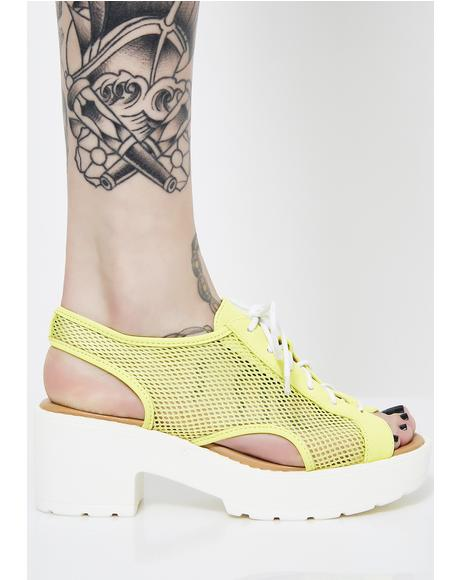 So Into You Mesh Platforms