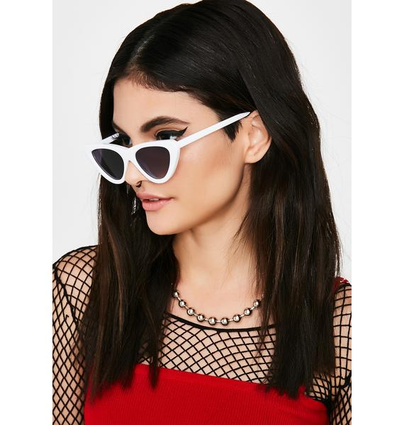 Icy Spill The Tea Sunglasses