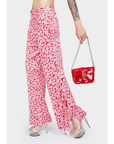 Original Floral Pants