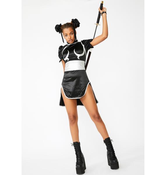 Dolls Kill Lunar Warrior Costume Set