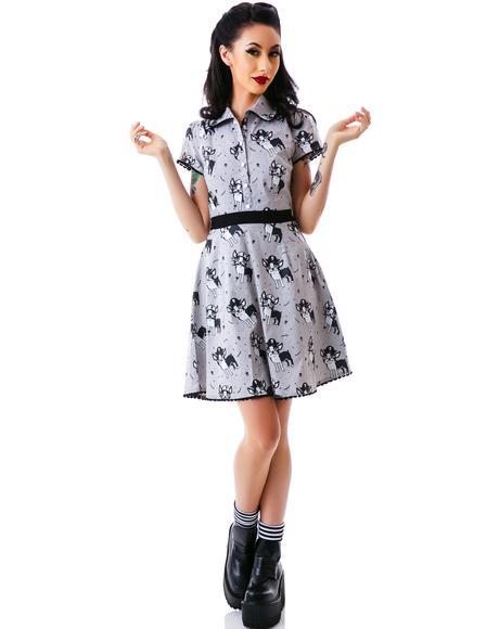 Rizzo Puppies Dress