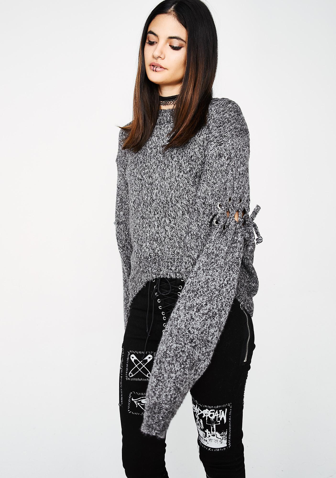 Gloomy Day Sweater