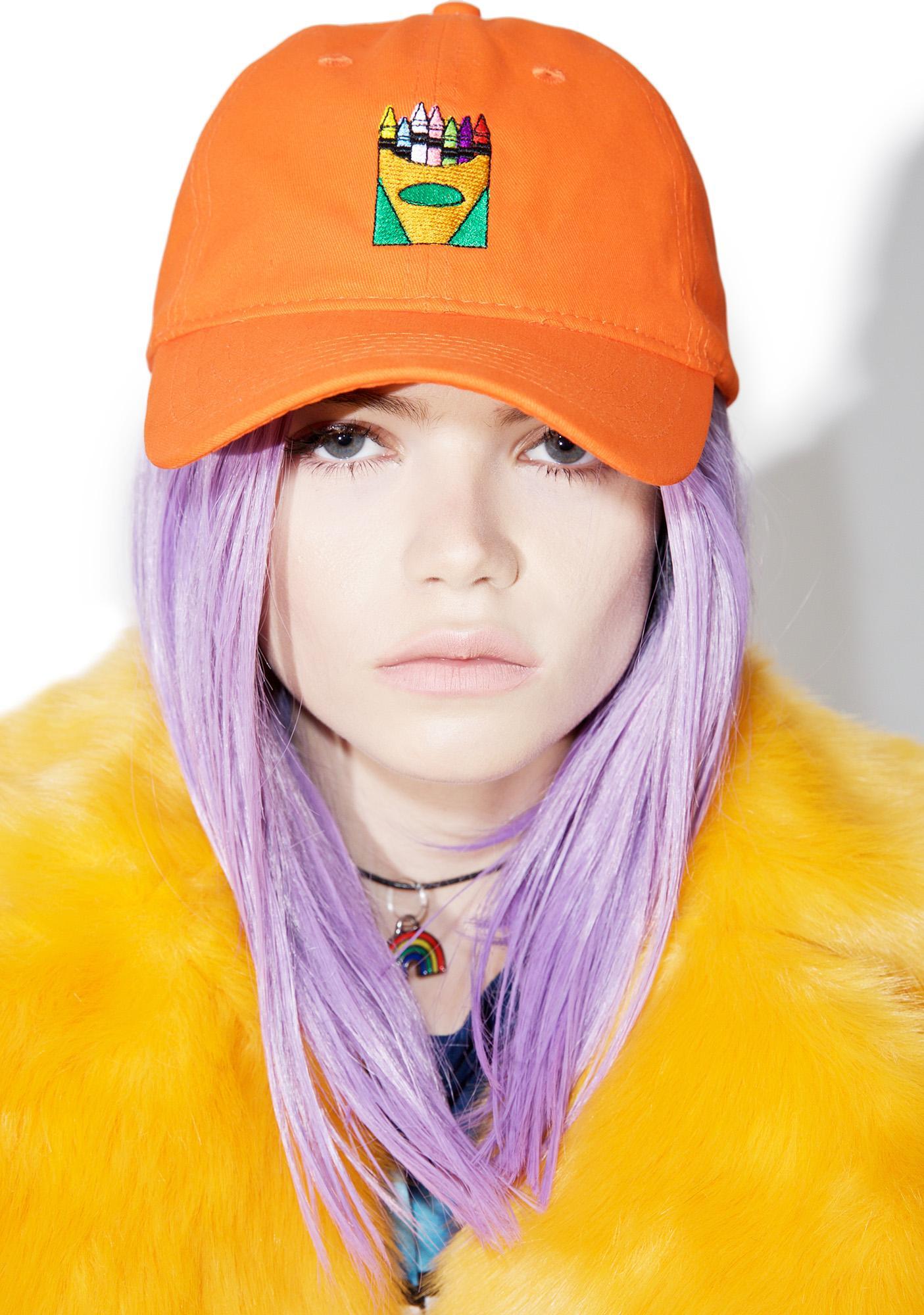 Crayons Dad Hat
