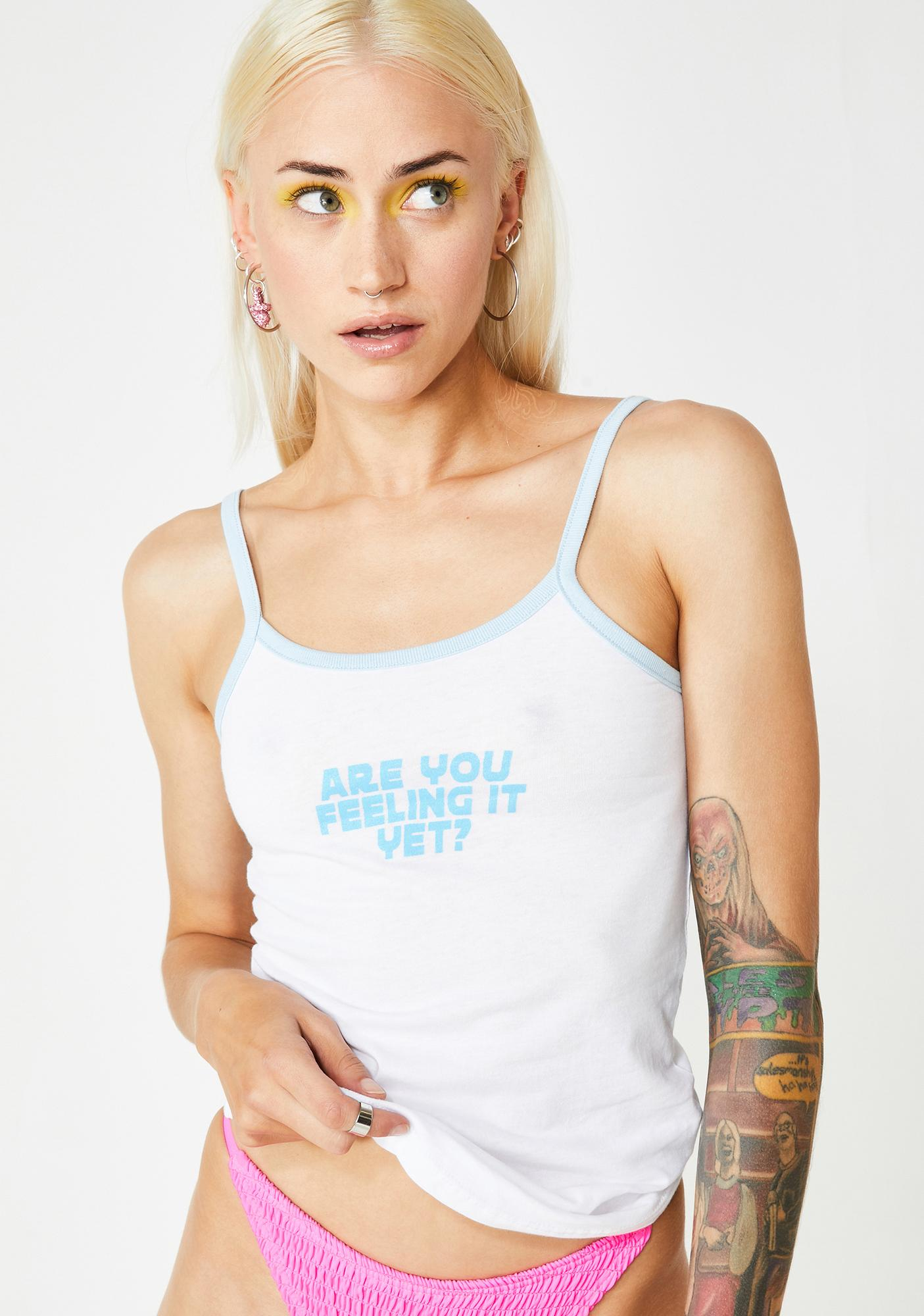 not another label Feeling It Tank Top