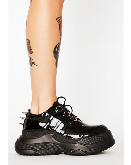 Fearless Platform Sneakers