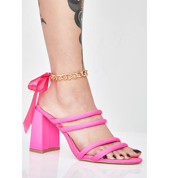 Casual Slay Chain Anklets