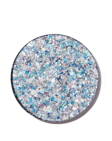 Mermaid Diet Huge Pressed Glitter