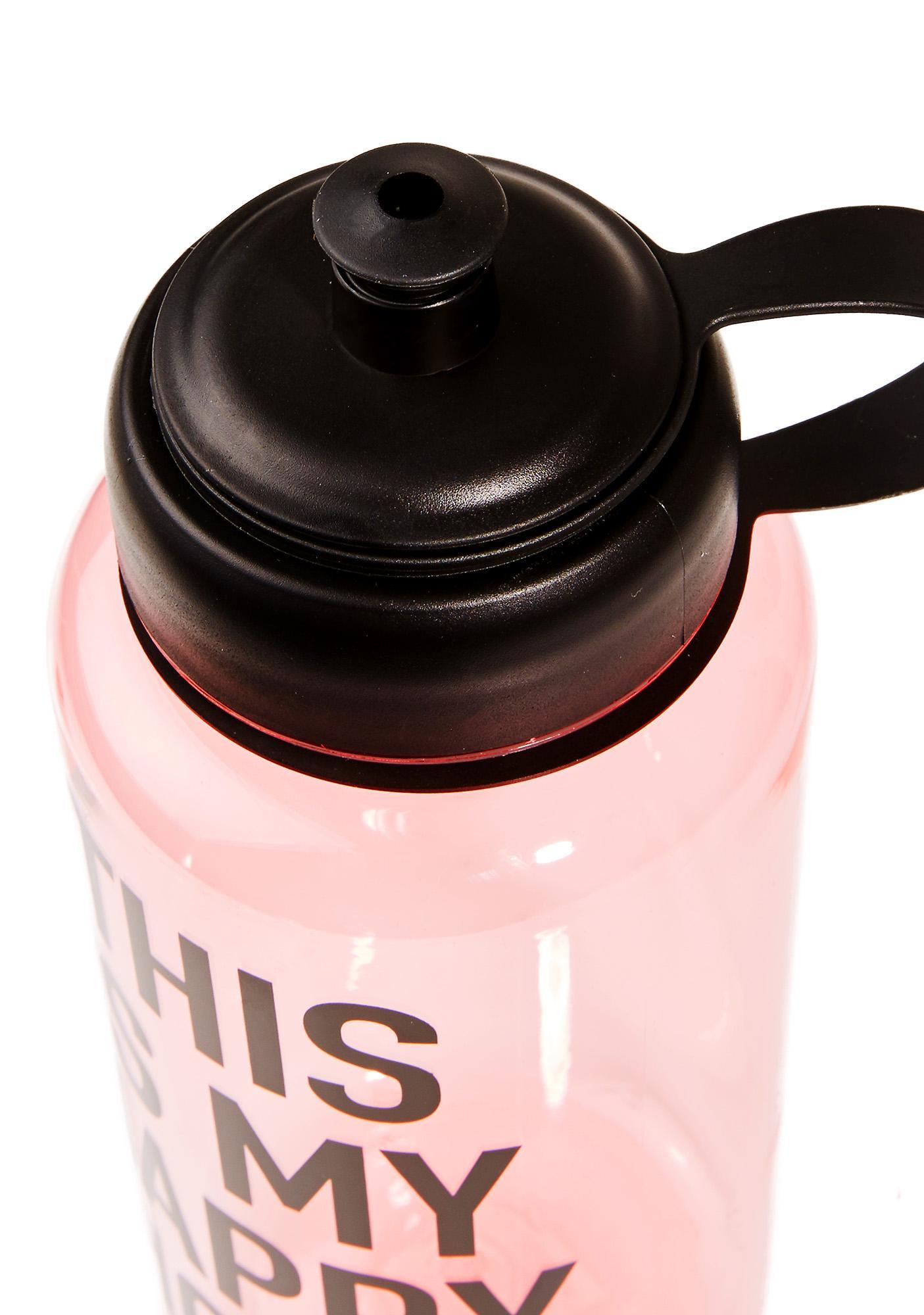 Happy Hour Water Bottle
