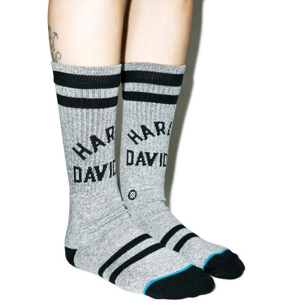 Stance X Harley Davidson Classic Crew Socks