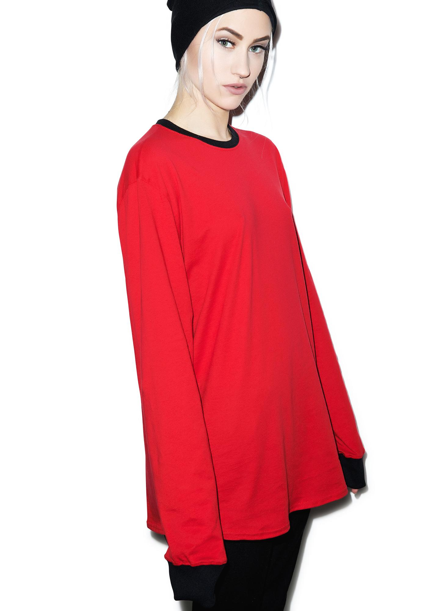Wilson Long Sleeve Tee