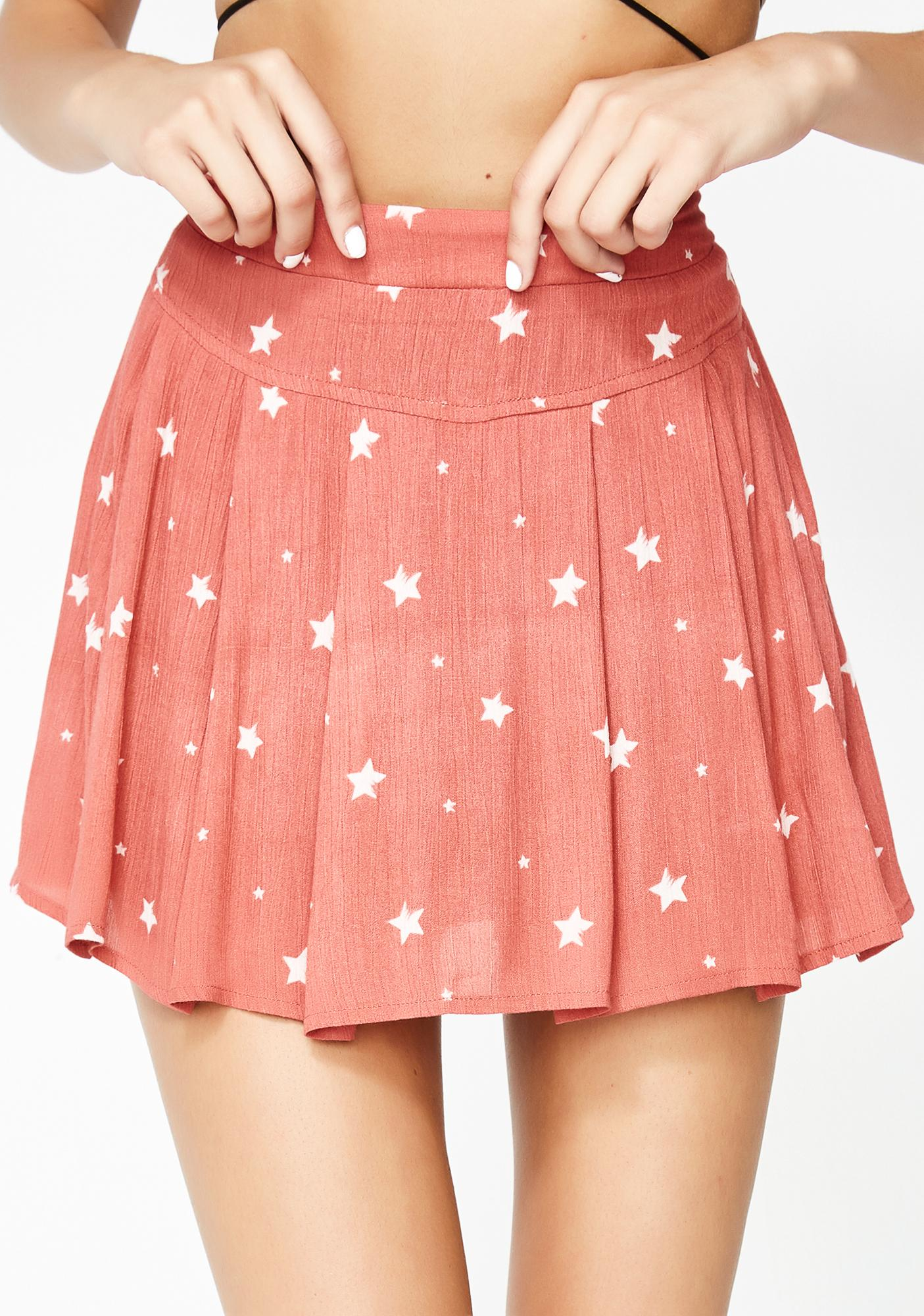 Shake Somethin' Star Skort by Sadie Sage