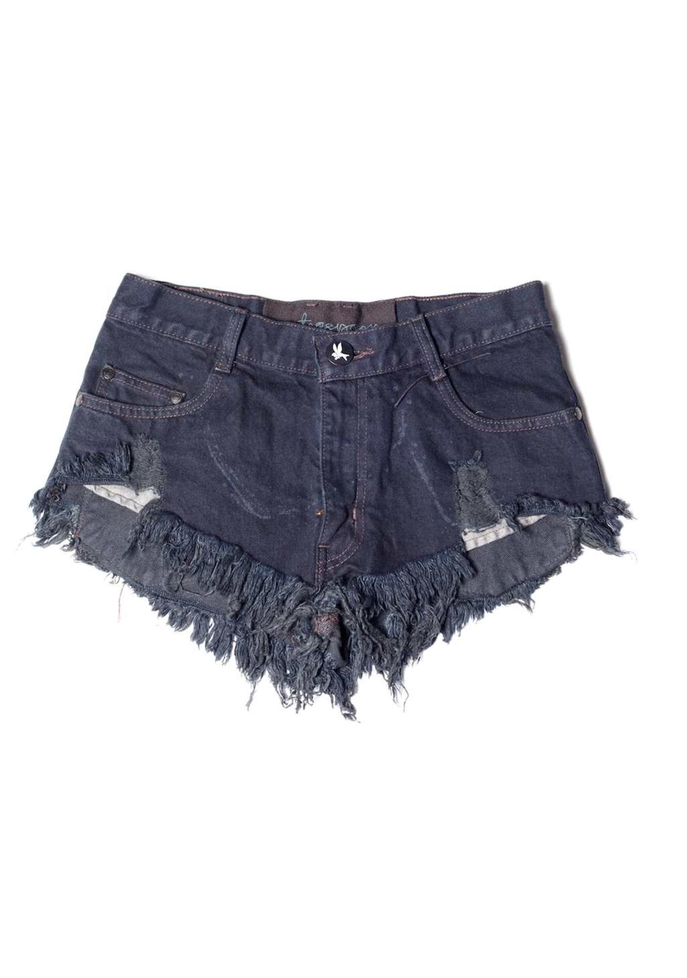 One Teaspoon Original Roller Shorts