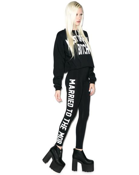 Supreme Bitch Leggings