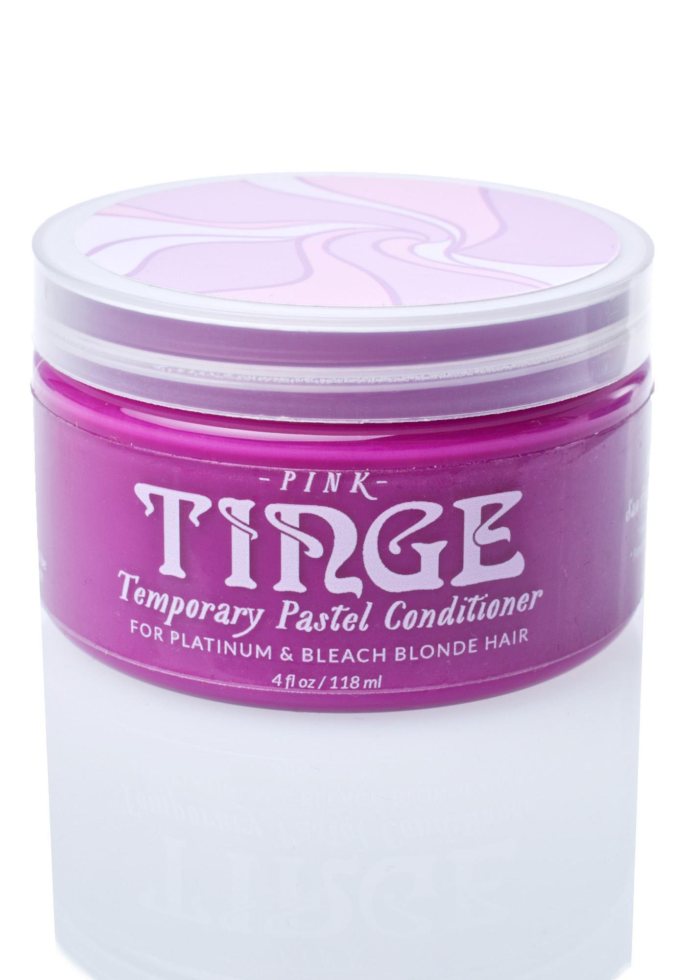 Tinge Pastel Pink Tinge Temporary Color Conditioner