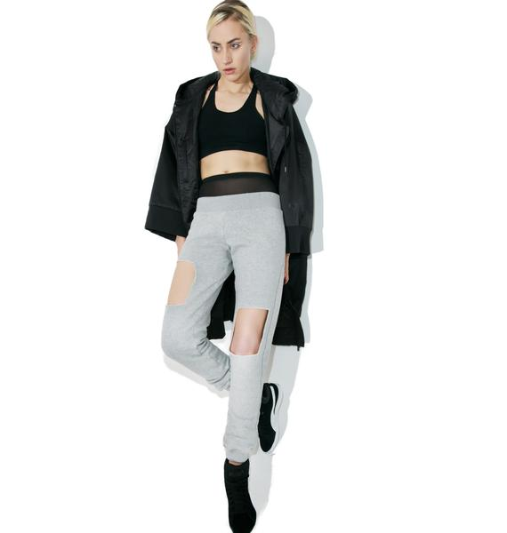 This Is A Love Song Layer Up Cut-Out Joggers