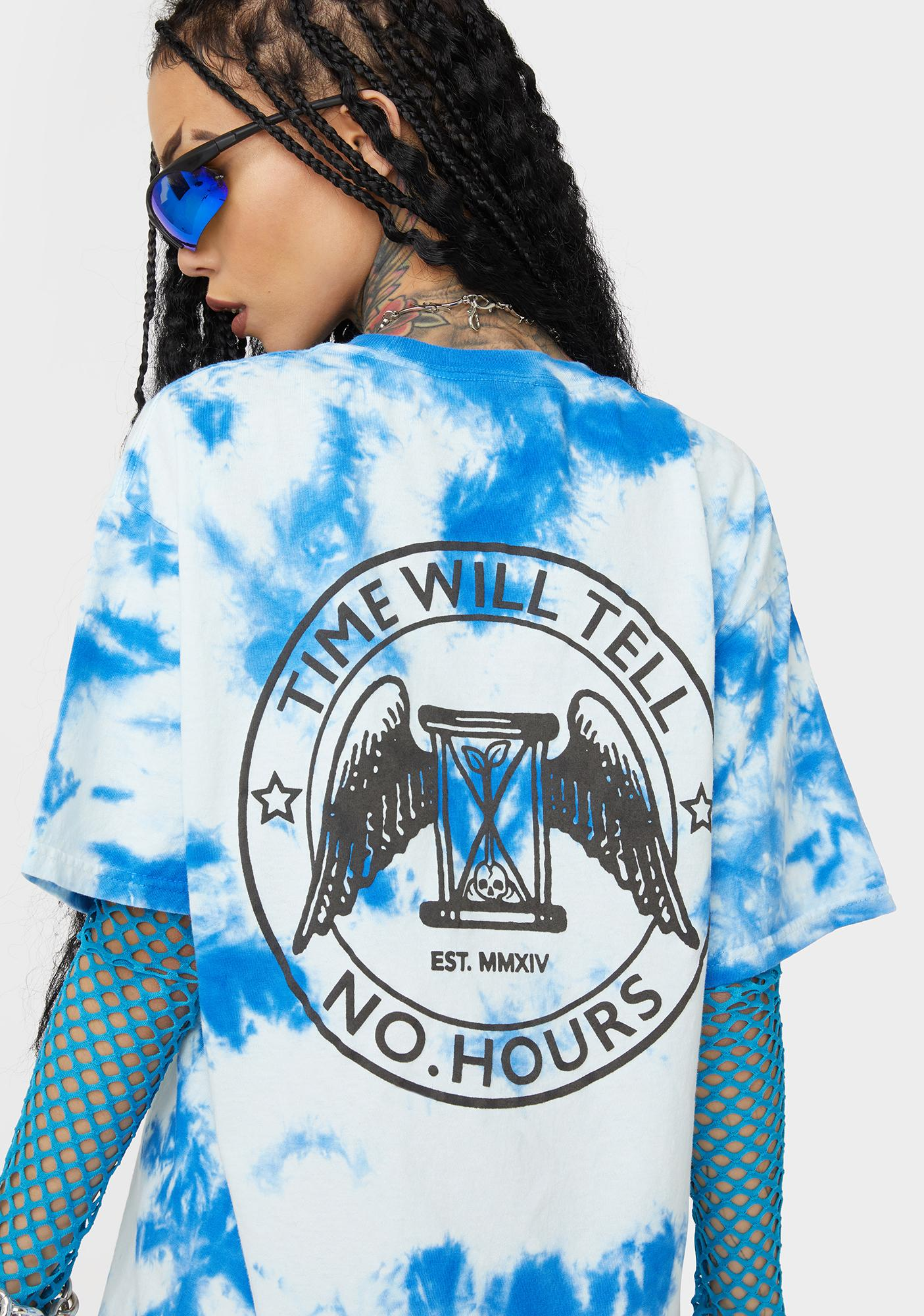 No Hours Above All Graphic Tee