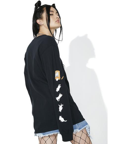 Nermal Pills Long Sleeve