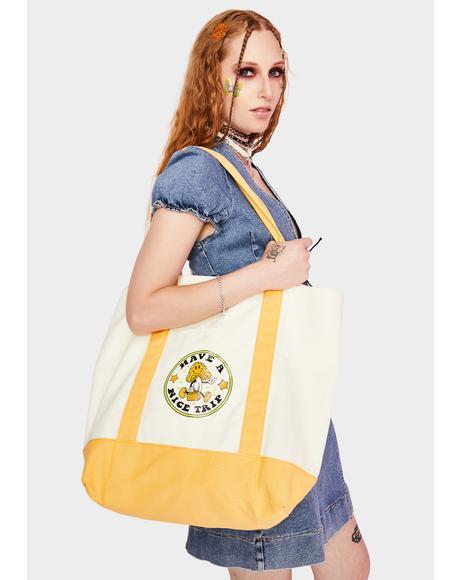 Nice Trip Tote Bag