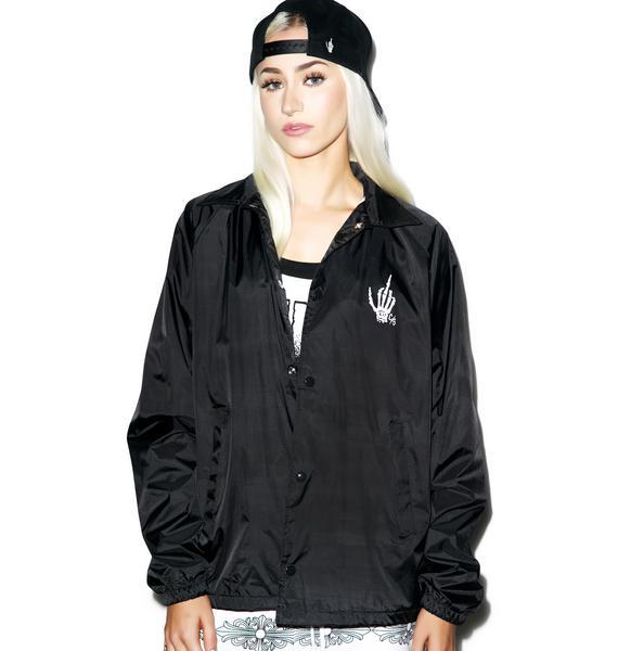 Creep Street Recently Deceased Coaches Jacket