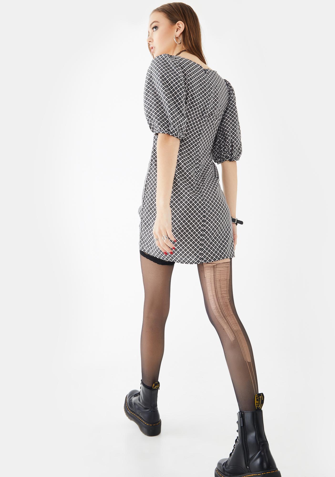 Motel Giada Mini Dress