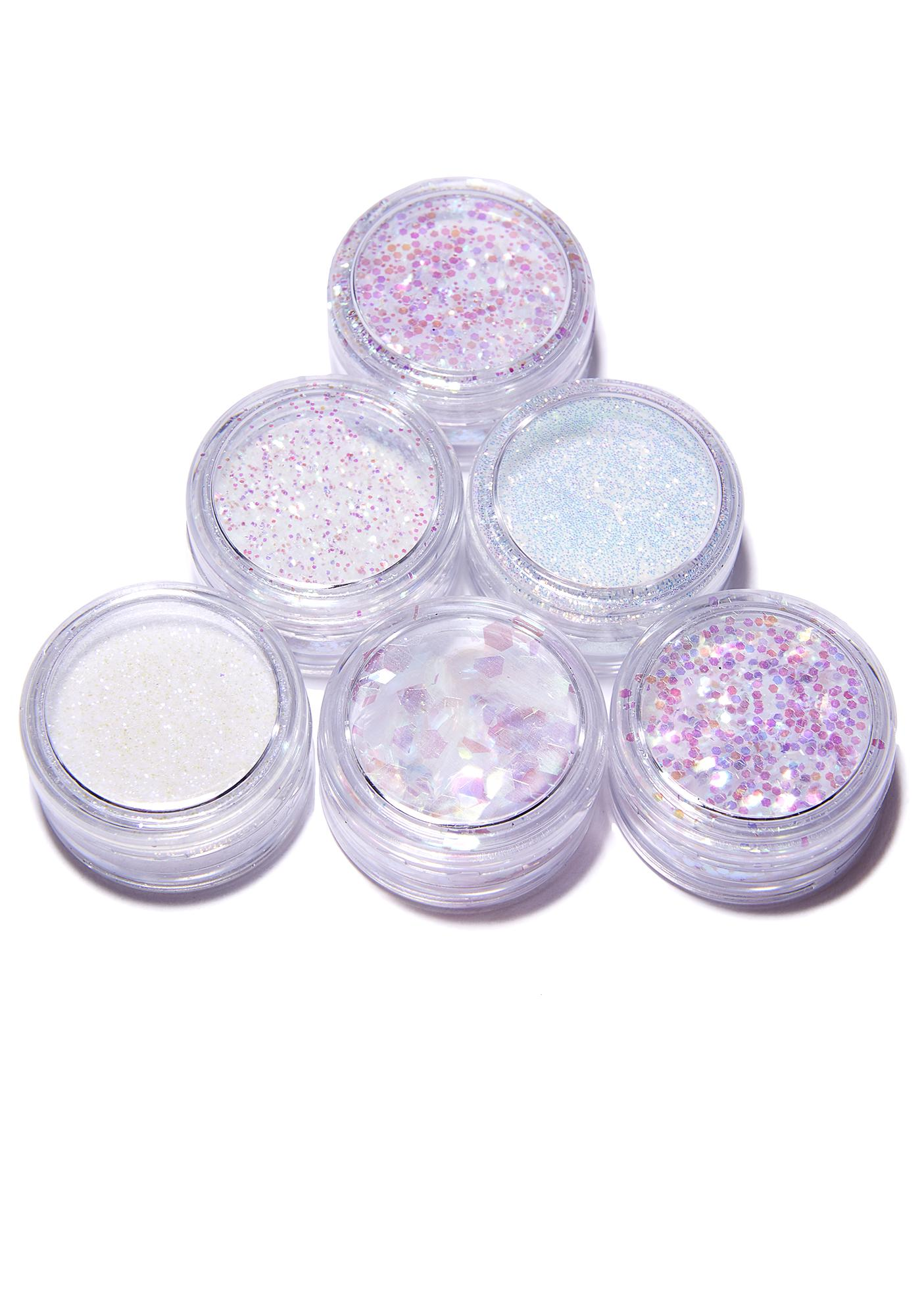 FromNicLove Iridescent Angel Glitter Set