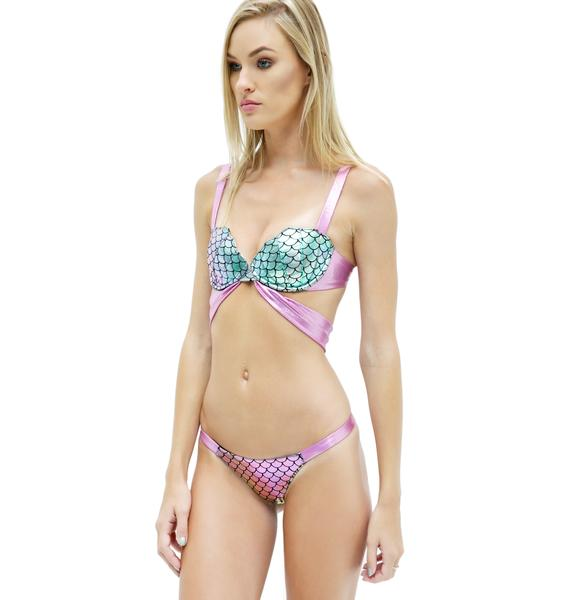 Margarita Mermaid Serafina Bikini Bottom