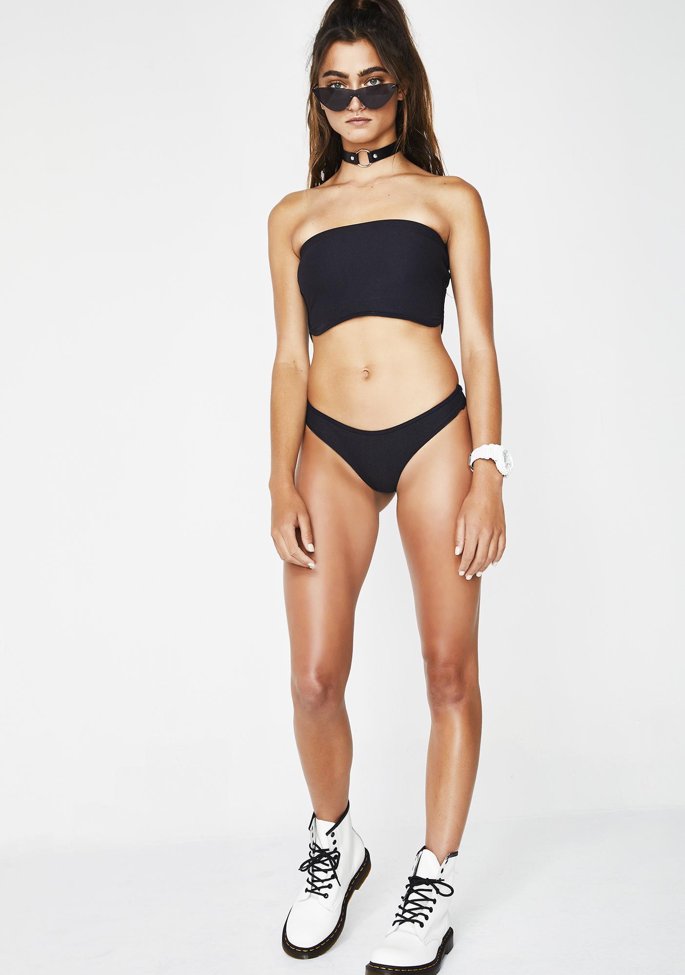 Frankies Bikinis Hannah Bikini Top